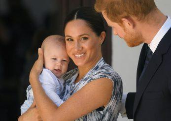 Archie, băieţelul ducilor de Sussex a împlinit un an