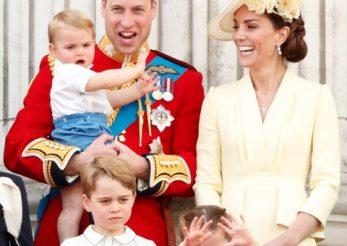Ducii de Cambridge îşi ţin copiii mai mari acasă chiar şi după începerea şcolii