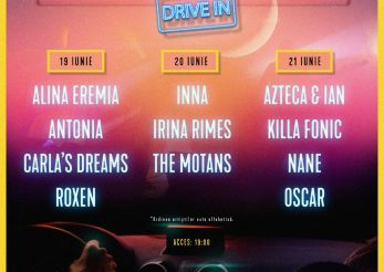 THE CONCERT drive-in