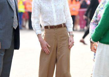 Sneakerşii preferaţi ai Prinţesei Diana şi ai lui Kate Middleton