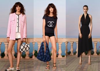 Chanel în croazieră pe Mediterana