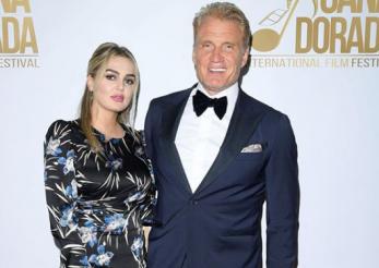 Dolph Lundgren s-a logodit cu o tânără de 24 de ani