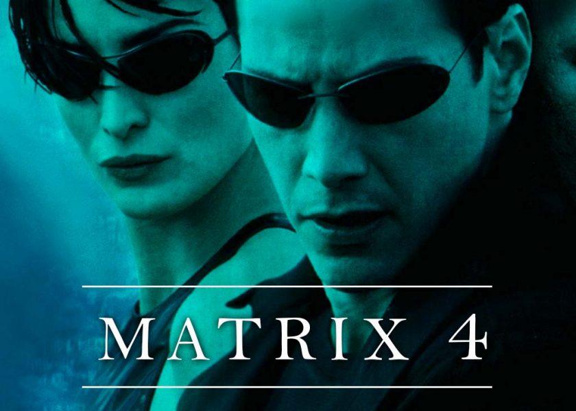 Matrix 4 revine în 2022