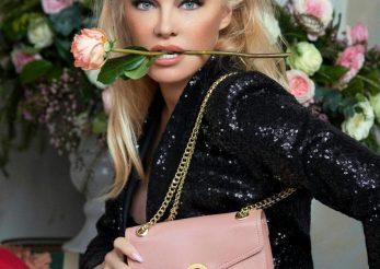 Pamela Anderson a lansat o nouă colecţie de genţi vegane