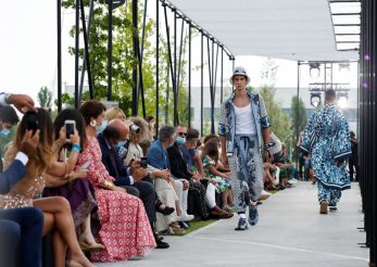 Dolce & Gabbana, defilare cu distanţare socială