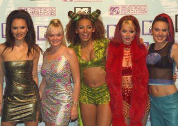 Clanul Kardashian desprins ca dintr-un clip Spice Girls