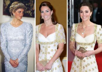Membrele Casei Regale britanice, cu ţinute vechi reinterpretate. Iată cum!