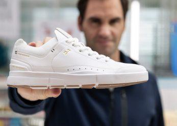 Roger Federer a lansat prima sa colecţie capsulă de sneakers