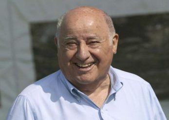 Amancio Ortega, fondatorul Zara – magnat în real-estate