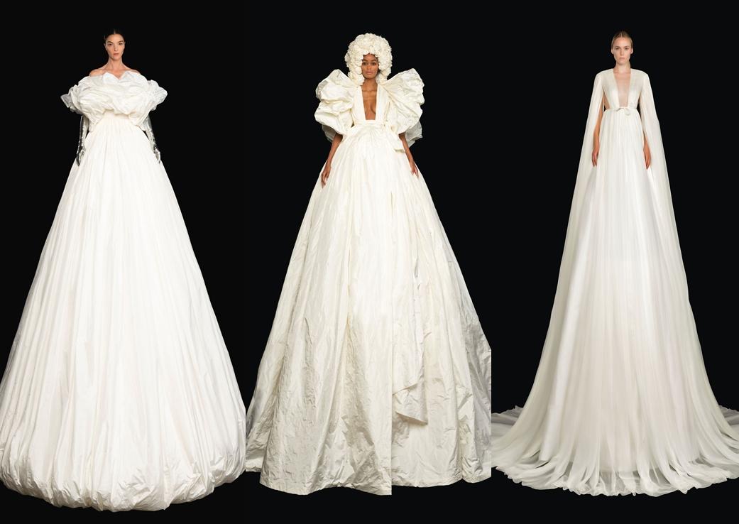 Show Haute Couture marca Valentino