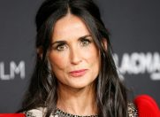 Demi Moore are un nou look