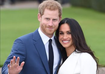 Prințul Harry și Meghan Markle se întorc în Anglia