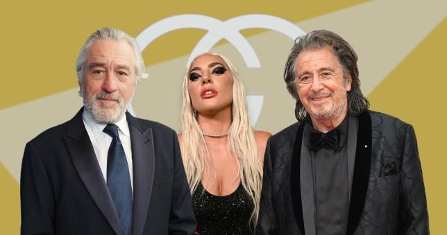 """""""Gucci"""" – nou film cu De Niro, Al Pacino şi… Lady Gaga"""