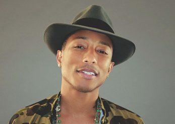 Pharrell a scos o linie de papuci cu Adidas
