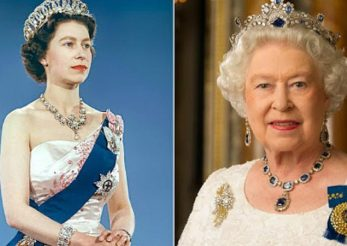 Ţinutele celebre ale Reginei Elisabeta