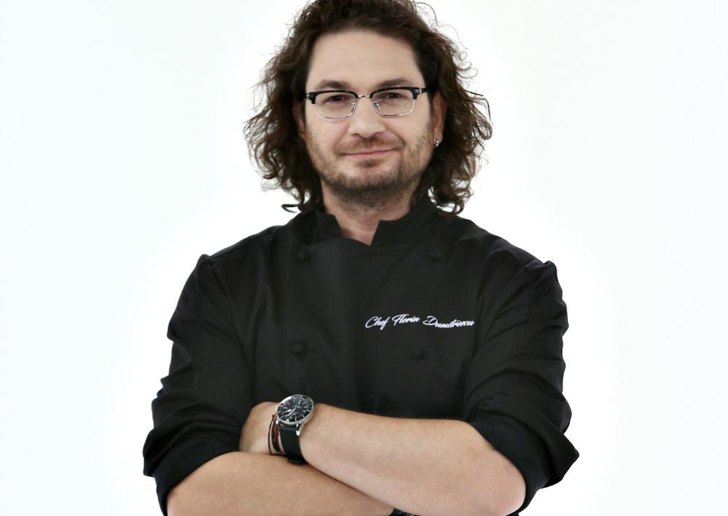 Chef Florin Dumitrescu a lansat o piesă despre Chefi la cuțite