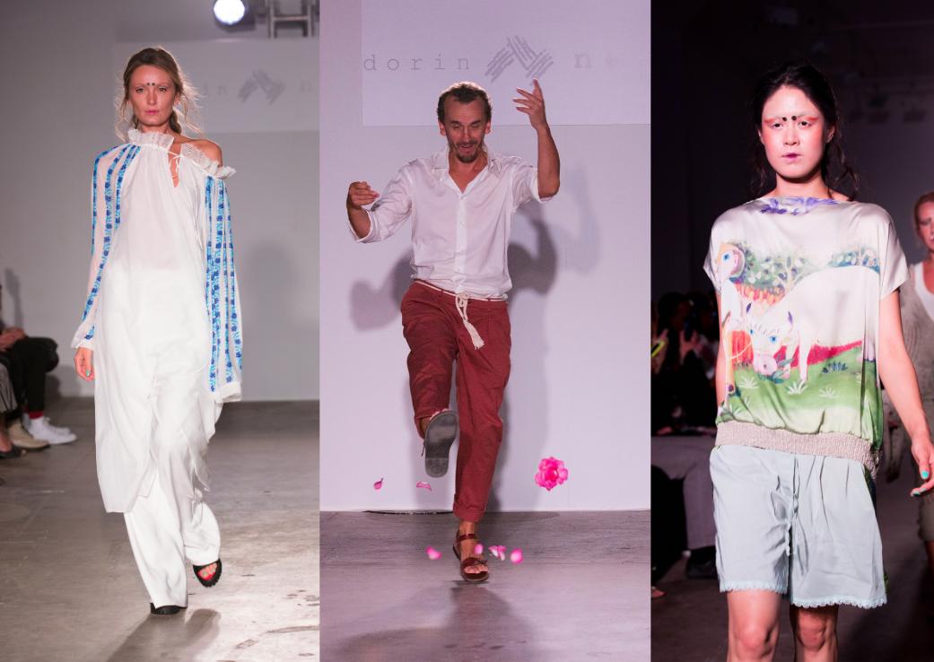 Designer român, la New York Fashion Week!