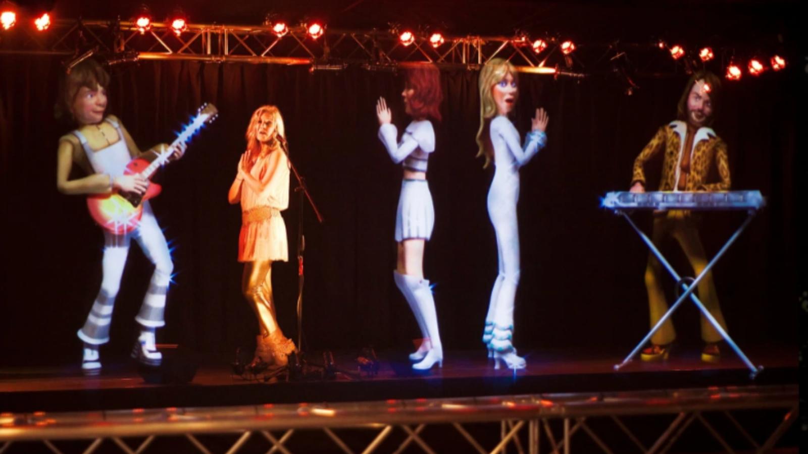 ABBA din nou după 50 de ani