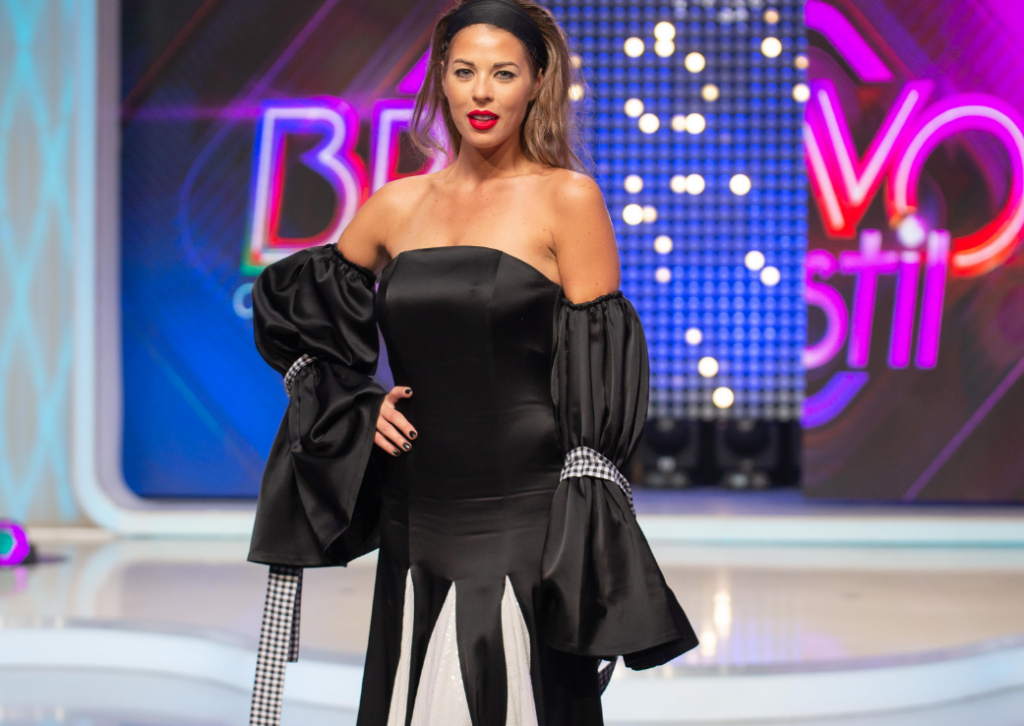 Roxana Nemeș, o femeie cu stil?