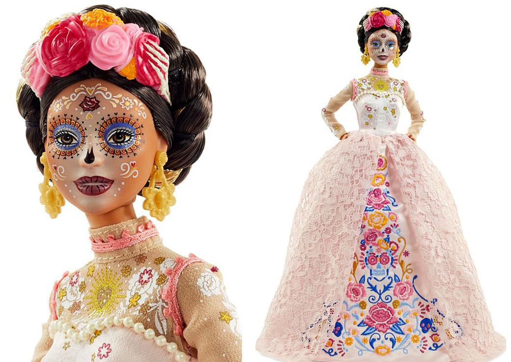 Barbie celebrează Ziua Morților
