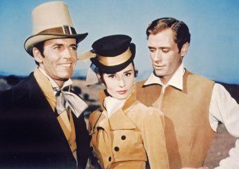 Bărbaţii din viaţa lui Audrey Hepburn și fericirea descoperită târziu