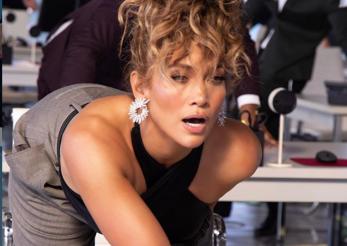 Jennifer Lopez, agentă FBI