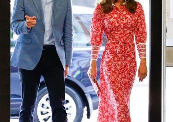 Ducii de Cambridge, apariție elegantă la un eveniment oficial