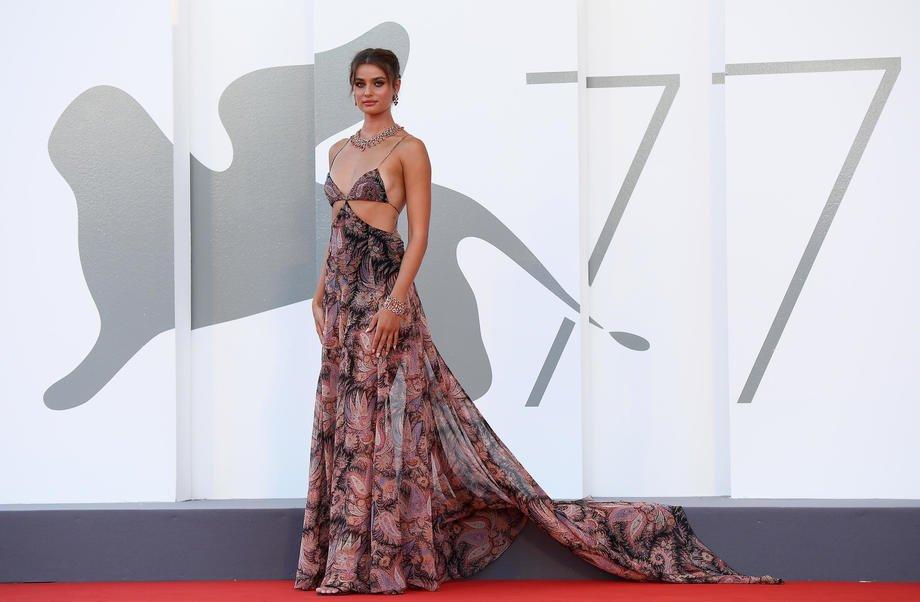 Cele mai apreciate ţinute de la Festivalul de Film de la Veneţia 2020