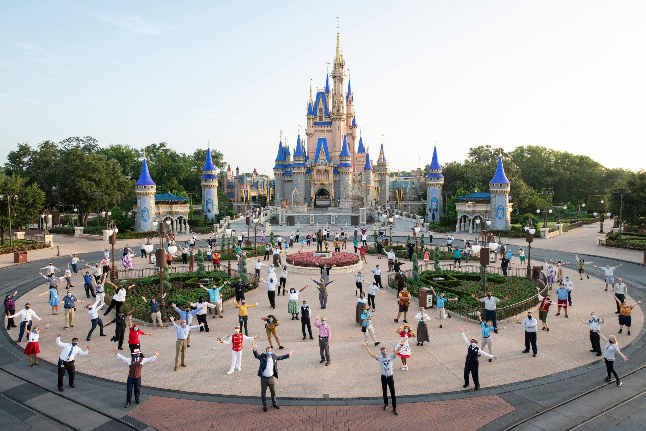 28 de mii de concedieri la Disney