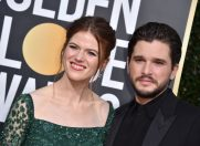 Kit Harington, starul din Game of Thrones, va deveni tătic