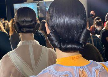 Makeup și păr inspirate din show-urile de la MFW
