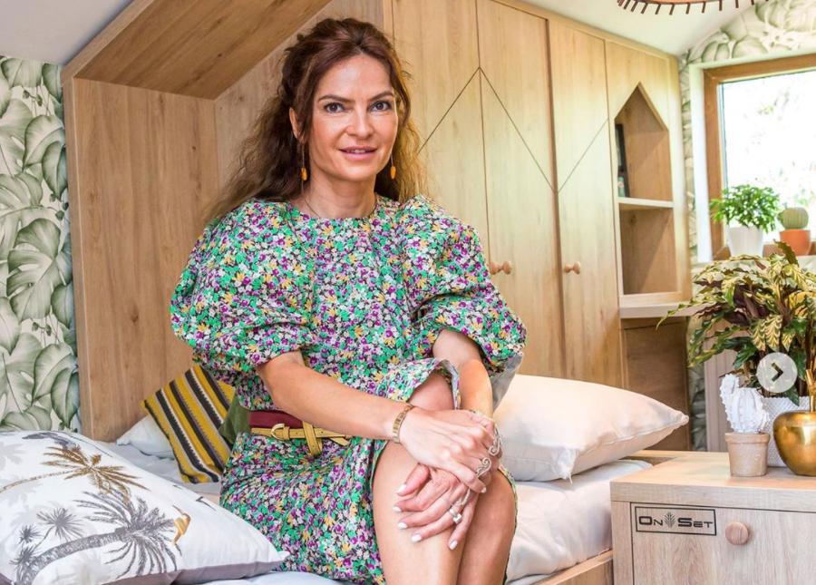 """Alina Vîlcu: """"Nu yoga mi-a schimbat viaţa, ci oamenii pe care i-am cunoscut acolo"""""""