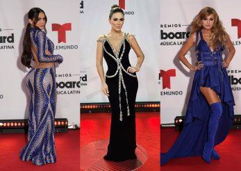 Ţinute pe covorul roşu – Latin Billboard 2020
