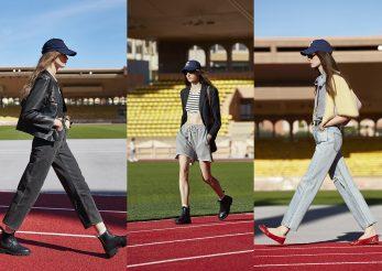Celine – catwalk pe terenul de atletism