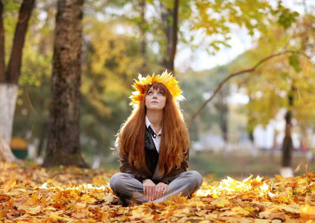 Cum previi depresia de toamnă