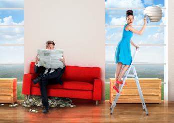 Bărbații mai infideli …financiar decât femeile