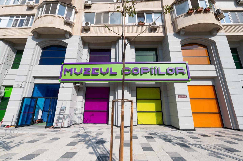 Muzeul Copiilor, o nouă atracţie pentru cei mici