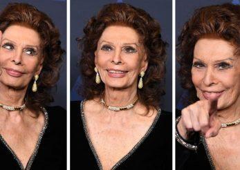 Sophia Loren revine în cinematografe