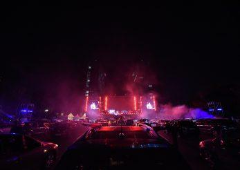 """""""The Concert Drive IN"""" lansează aftermovie-ul evenimentului"""