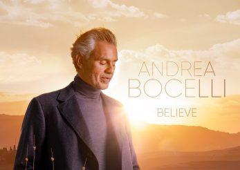 Andrea Bocelli crede în Crăciun