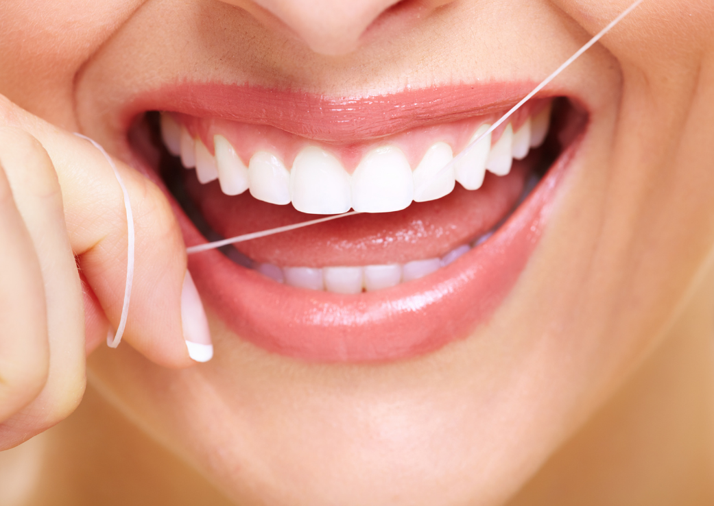 De ce este obligatorie ața dentară