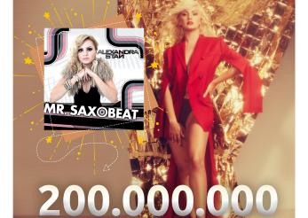 Mr. Saxobeat și Alexandra Stan, 10 ani de recorduri