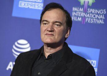 "Quentin Tarantino va lansa cartea ""Once Upon a Time in Hollywood"""