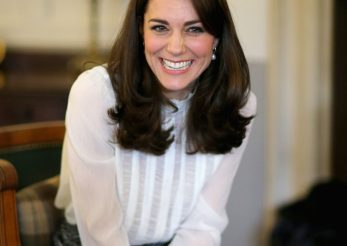 Ducesa de Cambridge și-a schimbat look-ul