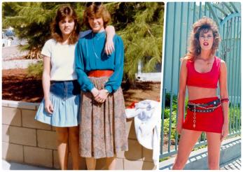 Dovada că ne-am întors la stilul anilor '80