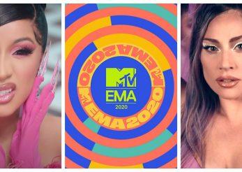 Câștigători MTV EMA 2020