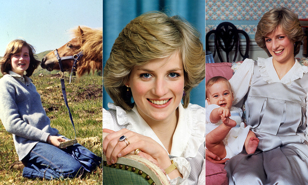 O cronologie a celor mai bune look-uri ale prințesei Diana