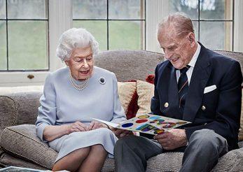 Regina Elisabeta și prințul Filip – 73 de ani de la nuntă