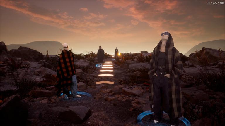 Balenciaga duce prezentările de modă la alt nivel: un joc video
