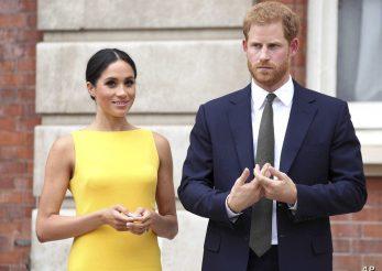 Ducii de Sussex se mută pe Spotify